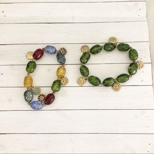 🦋 3/$15 Lauren Conrad bracelet set